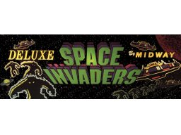 Space Invaders Deluxe (ARC)  © Midway 1980   1/2