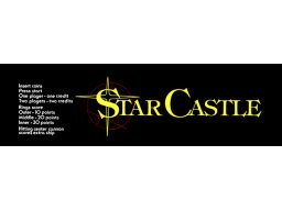 Star Castle (ARC)  © Cinematronics 1980   1/1