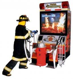 Brave Firefighters