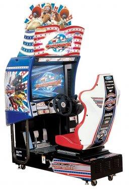 Sega Race TV