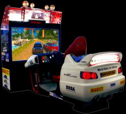 Sega Rally 3 [Deluxe]