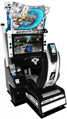 Initial D: Arcade Stage 8 Infinity