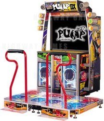 Pump It Up DX