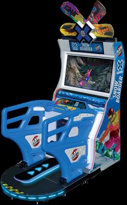 X-Games Snow Boarder