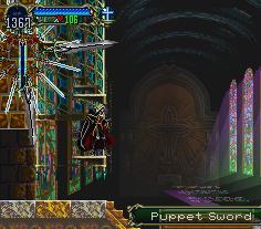 Castlevania: Symphony Of The Night (PS1)  © Konami 1997   5/21