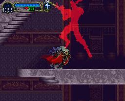 Castlevania: Symphony Of The Night (PS1)  © Konami 1997   6/21