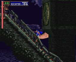 Castlevania: Symphony Of The Night (PS1)  © Konami 1997   9/21