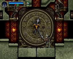 Castlevania: Symphony Of The Night (PS1)  © Konami 1997   3/21