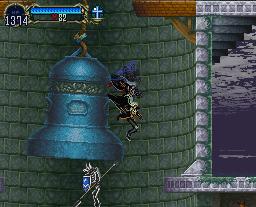 Castlevania: Symphony Of The Night (PS1)  © Konami 1997   15/21