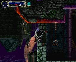 Castlevania: Symphony Of The Night (PS1)  © Konami 1997   16/21