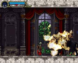 Castlevania: Symphony Of The Night (PS1)  © Konami 1997   17/21