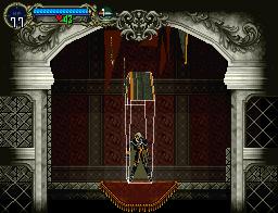 Castlevania: Symphony Of The Night (PS1)  © Konami 1997   18/21
