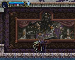 Castlevania: Symphony Of The Night (PS1)  © Konami 1997   19/21