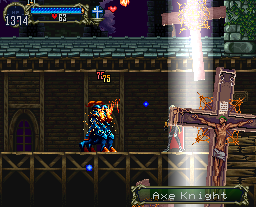 Castlevania: Symphony Of The Night (PS1)  © Konami 1997   21/21