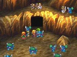 Dragon Quest VII (PS1)  © Enix 2000   2/5