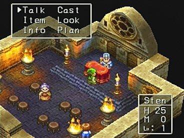 Dragon Quest VII (PS1)  © Enix 2000   4/5