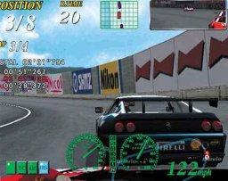Ferrari F355 Challenge (DC)  © Sega 2000   2/6