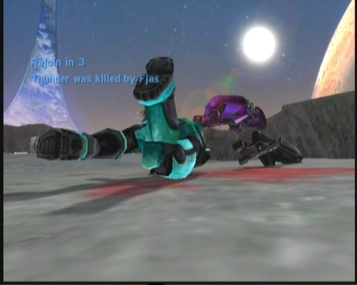 Halo: Combat Evolved (XBX)   © Microsoft Game Studios 2001    5/6
