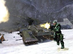 Halo: Combat Evolved (XBX)   © Microsoft Game Studios 2001    3/6