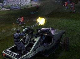 Halo: Combat Evolved (XBX)   © Microsoft Game Studios 2001    1/6