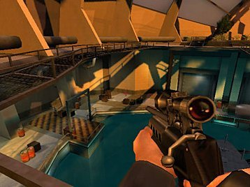 007: Agent Under Fire (PS2)   © EA 2001    4/5