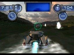 Spy Hunter (2001) (PS2)  © Midway 2001   4/5