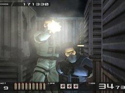Time Crisis II (PS2)  © Namco 2001   2/5