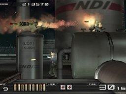 Time Crisis II (PS2)  © Namco 2001   3/5