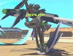 Virtual On: Oratorio Tangram (DC)  © Sega 2000   2/3