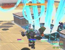 Virtual On: Oratorio Tangram (DC)  © Sega 2000   3/3