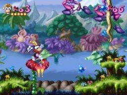 Rayman (PS1)  © Ubisoft 1995   2/19