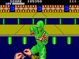 Shinobi (SMS)  © Sega 1988   4/9