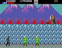 Shinobi (SMS)  © Sega 1988   6/9