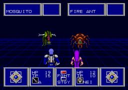 Phantasy Star II (SMD)  © Sega 1989   2/3