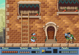 QuackShot (SMD)  © Sega 1991   2/3