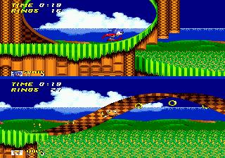 Sonic The Hedgehog 2 (SMD)  © Sega 1992   4/4