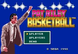 Super Real Basketball (SMD)  © Sega 1990   1/3
