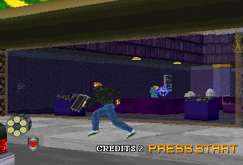 Virtua Cop 2 (SS)  © Sega 1996   9/9