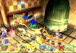 Power Stone 2 (DC)  © Capcom 2000   2/3