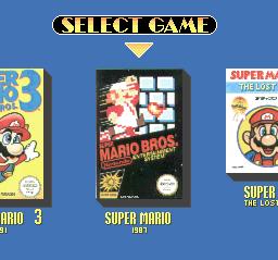 Super Mario All-Stars (SNES)  © Nintendo 1993   2/6