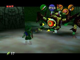 The Legend Of Zelda: Ocarina Of Time (N64)  © Nintendo 1998   6/9