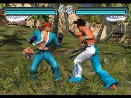 Tekken Tag Tournament (PS2)  © Namco 2000   2/3