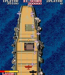 1943 Kai (ARC)  © Capcom 1988   2/3
