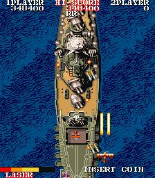 1943 Kai (ARC)  © Capcom 1988   3/3