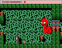 Golvellius: Valley Of Doom (SMS)  © Sega 1988   2/3