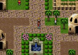 Phantasy Star IV (SMD)  © Sega 1993   2/3