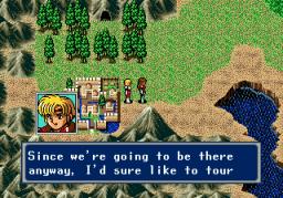 Phantasy Star IV (SMD)  © Sega 1993   3/3