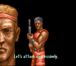 Contra III: The Alien Wars (SNES)   © Konami 1992    4/8