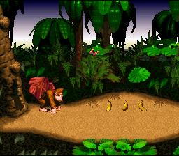 Donkey Kong Country (SNES)  © Nintendo 1994   3/6