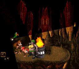 Donkey Kong Country (SNES)  © Nintendo 1994   6/6